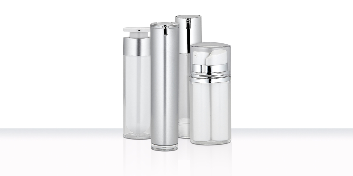 Airless Pumps in Beauty & Cosmetics Packaging